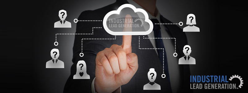 Four steps to acquiring new B2B sales leads for industrial manufacturers